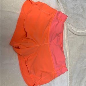 Cute lululemon shorts